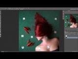 Творческая обработка и Adobe Kuler (by. Павел Михайлов)  Фотошоп