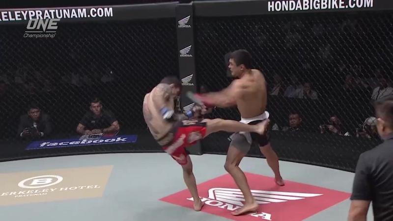 Timofey Nastyukhin defeats Robert Lisita via KO/TKO at 0:06 of Round 1