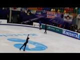 2017.10.19 CoR NathanChen FS[Last Dancer] run-through