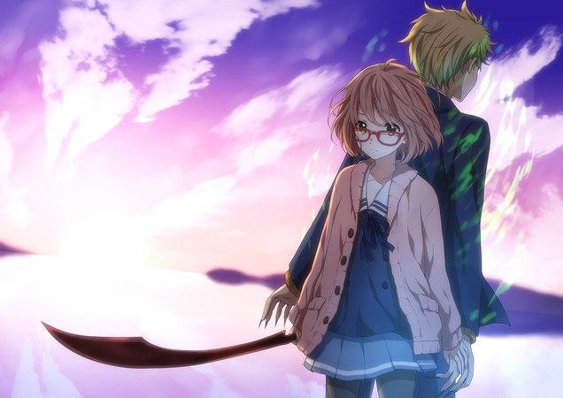 Kyoukai no Kanata - Without you 「AMV」