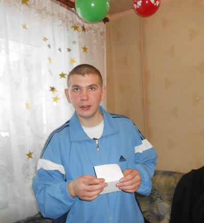 Антон Кыштымов