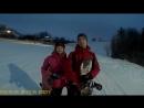 Покатались на сноубордах на мечке 30 11