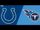 NFL 2017-2018 / Week 06 / 16.10.2017 / Indianapolis Colts @ Tennessee Titans