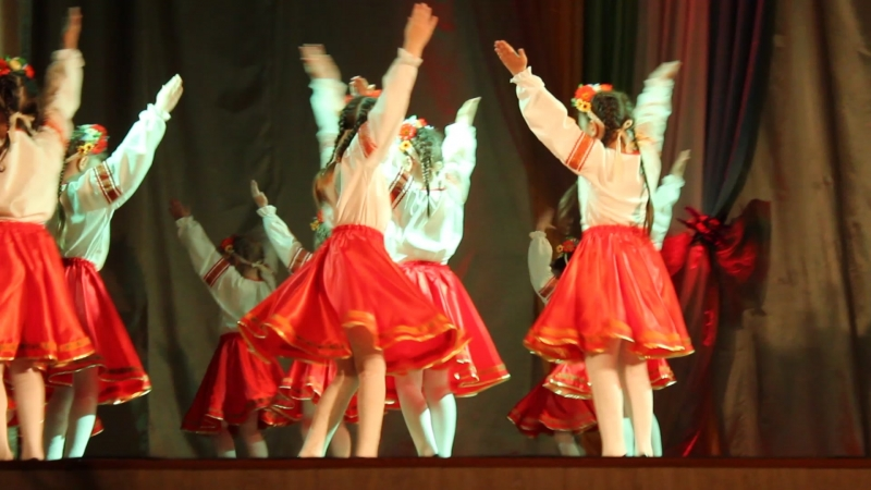 танец бульба