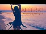 Alef - Sol choreography by Runaway Kid, dancer - Nastya Memphis