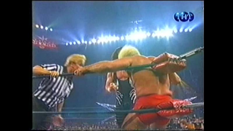 Титаны реслинга на ТНТ и СТС Титаны реслинга на ТНТ и СТС WCW Nitro April 12 1999