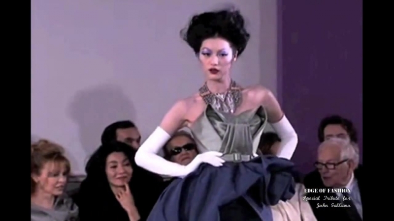 John Galliano Christian Dior - Весна-Лето 2010 Paris (Haute Couture)