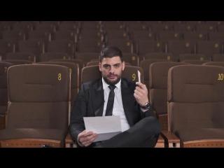 Милан Марич, исполнивший роль Сергея Довлатова, учит сербскому языку