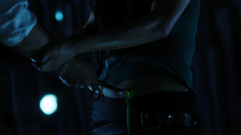 Киллджойс   Killjoys (2017). S03E09. 1080p. LostFilm. Отрывок - В далёком прошлом в Квадро пришёл дьявол
