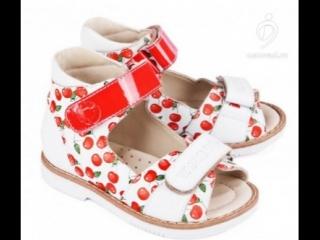 Новая коллекция детской ортопедической обуви от TAPIBOO в сети магазинов Основа Движения!