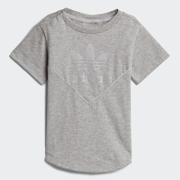 Комплект: футболка и шорты French Terry