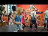 танцевальный конкурс в Чадограде