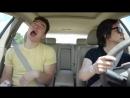 Когда услышал любимую музыку в машине