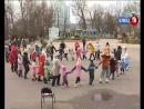 Оранжевое настроение в серой январской палитре: юные ельчане приняли участие в «Мандариновых бегах»