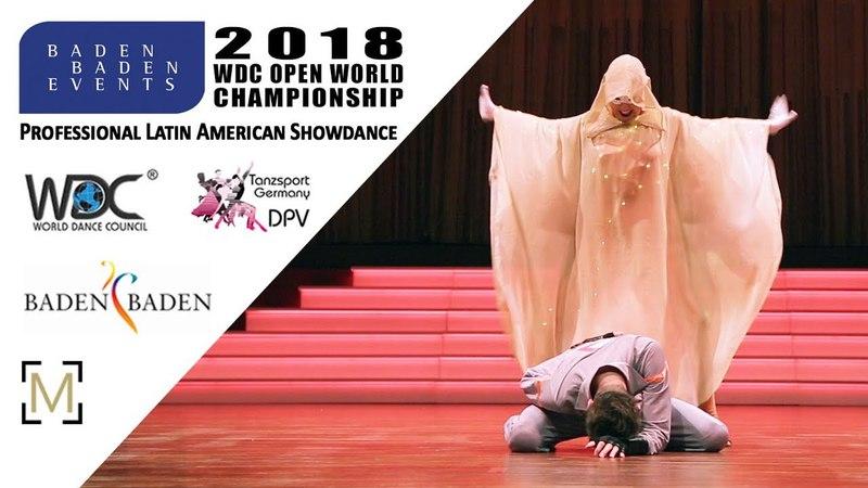 Sobolev - Soboleva, RUS   2018 WDC Pro WCH SD LAT - Baden Baden, GER - R1