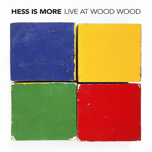 Hess Is More альбом Live at Wood Wood