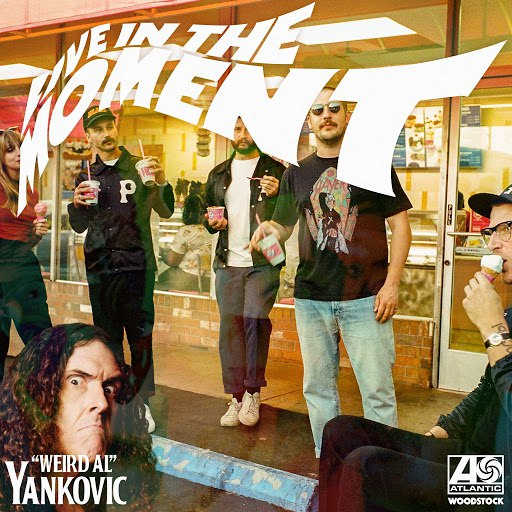"""Portugal. The Man альбом Live in the Moment (""""Weird Al"""" Yankovic Remix)"""