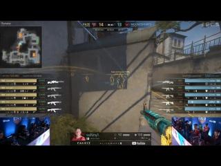 suNny triple kill hold vs FaZe
