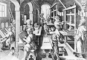 Печатный станок - История и типы