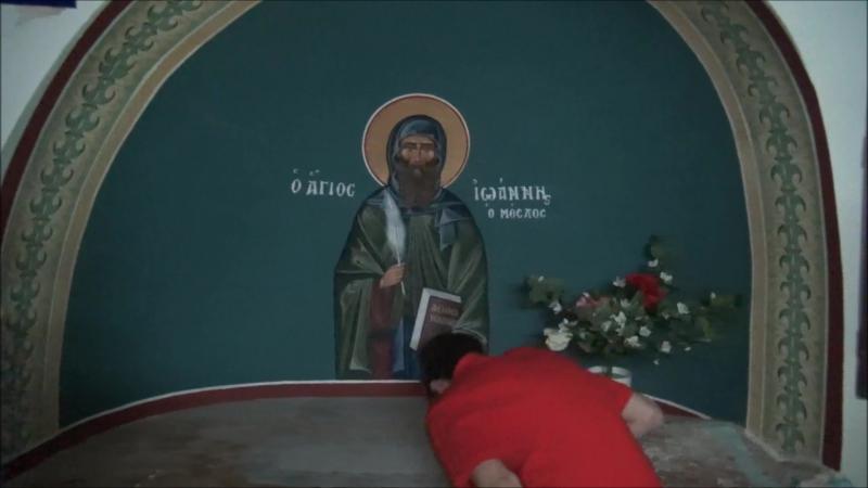 Монастырь Феодосия Киновиарха.