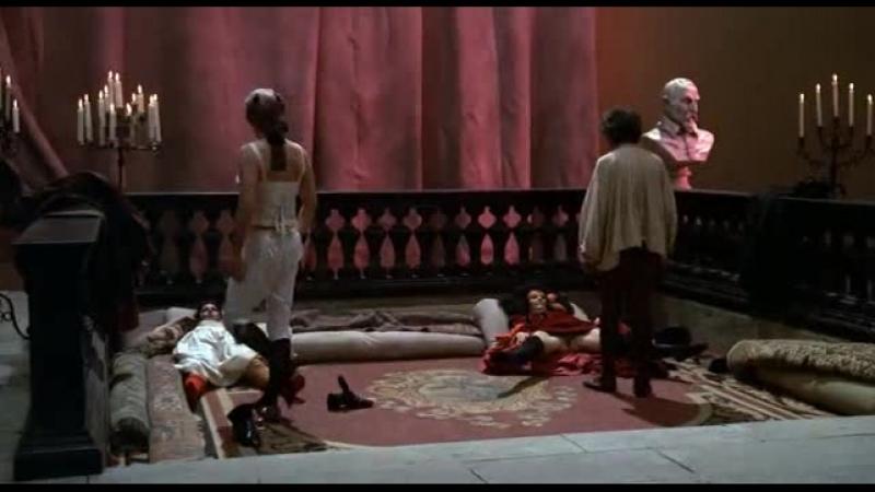 Римский марафон по сексу (Казанова Феллини)