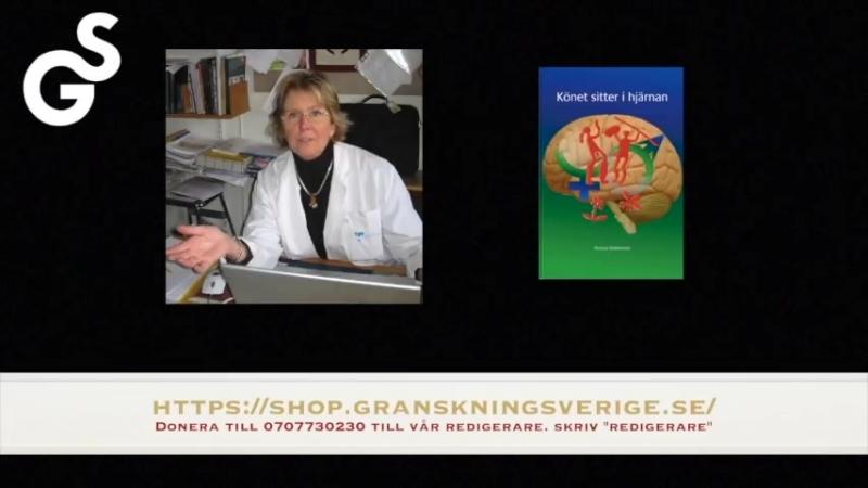"""Granskning Sverige - Annica Dahlström """"Könet sitter i hjärnan"""""""