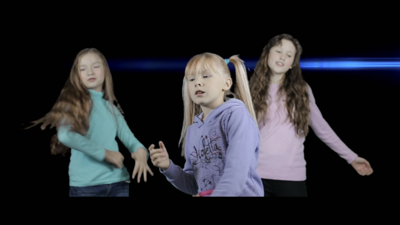 Ка́вер ве́рсия на песню Open Kids На десерт Клип 291шк Киношкола RNB