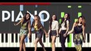 Hotel Transilvania 2 Piano Fifth Harmony I'm Love whith a Monster  Tutorial Midi Karaoke Cover