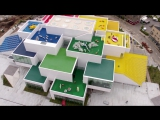 The LEGO House by BIG