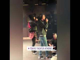 Tokyo Theater Athens Greece 2/11/2018 🔥🔥🔥Via @waleedelhadary06 IGS 👻