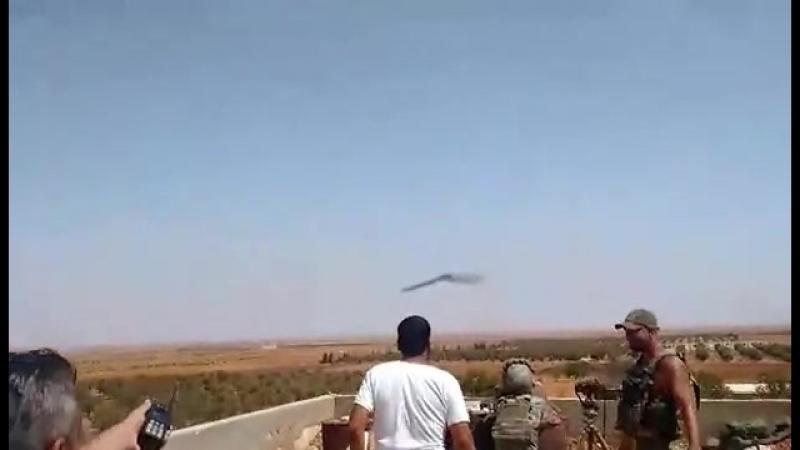 Сирия - российские советники управляют вертолётной каруселью
