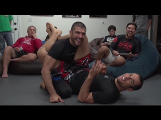 How To Escape a Triangle Choke with Rener & Ryron Gracie
