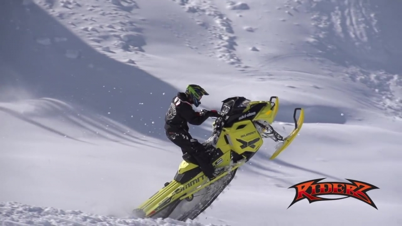 Riderz 2016 Skidoo Summit X T3