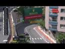 F1 2018. Этап 6 - Гран-При Монако. Практика 2