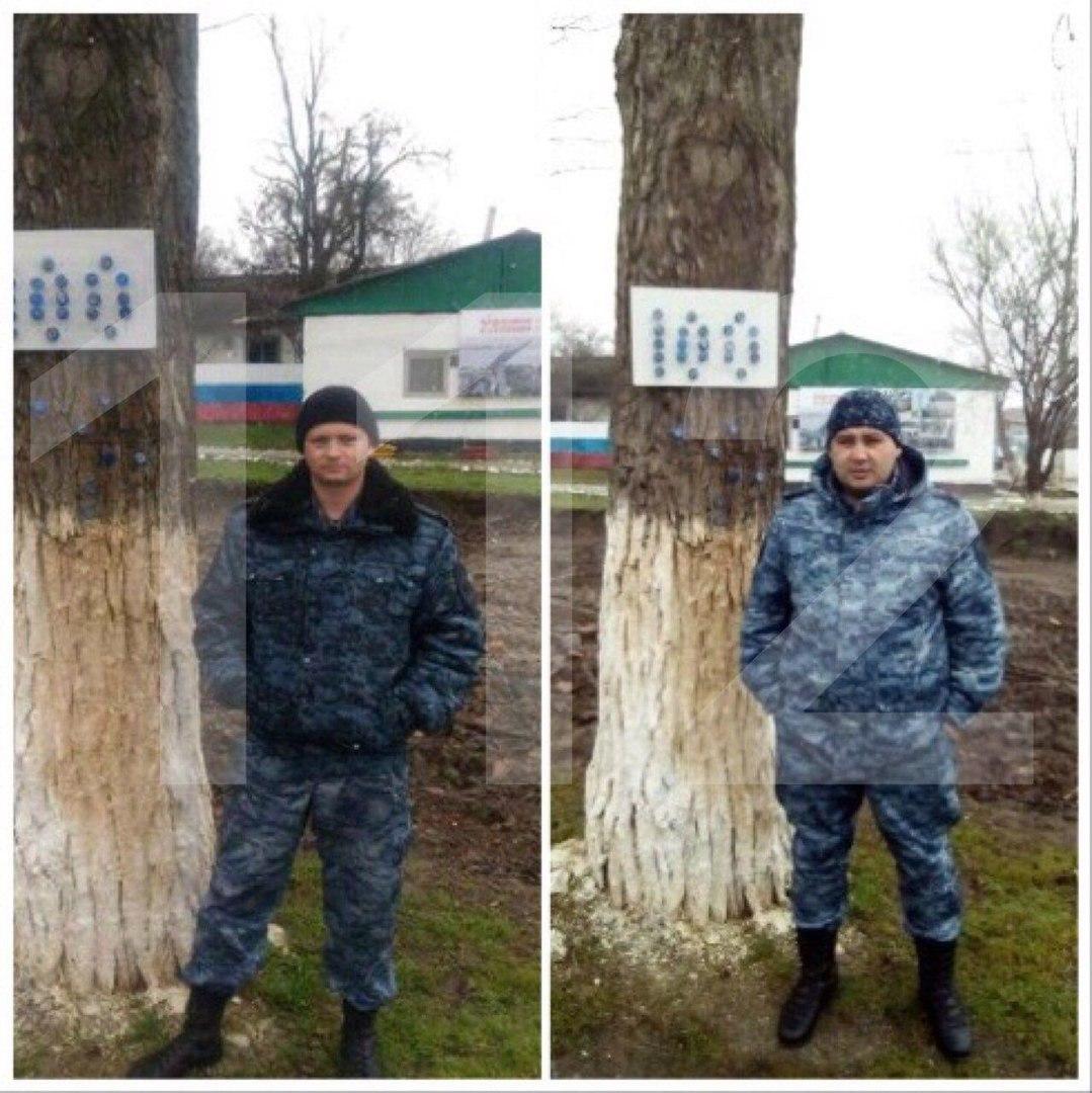 Старшие сержанты полиции