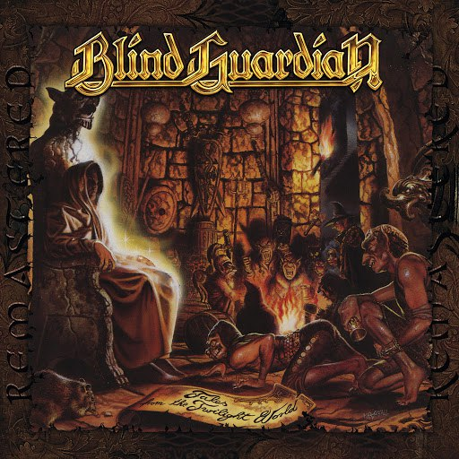 Blind Guardian альбом Tales from the Twilight World (Remastered 2007)