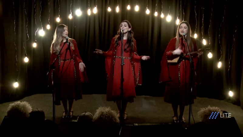 LIVEнь. Trio Mandili (08.12.2017)