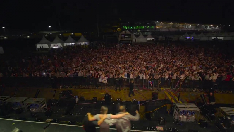 Dimitri Vegas Like Mike vs WW - Crowd Control