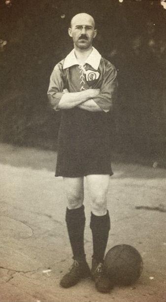 Футбол в Узловой развивается с 1924 года