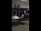 #종현 #JONGHYUN 171210 INSPIRED 퇴근 이틀 동안 수고했어요. 조심히 가요 다음 무대에서 만나자 ❤️