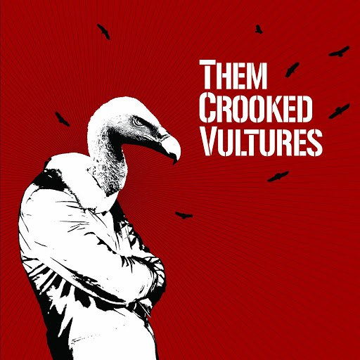 Them Crooked Vultures альбом Them Crooked Vultures