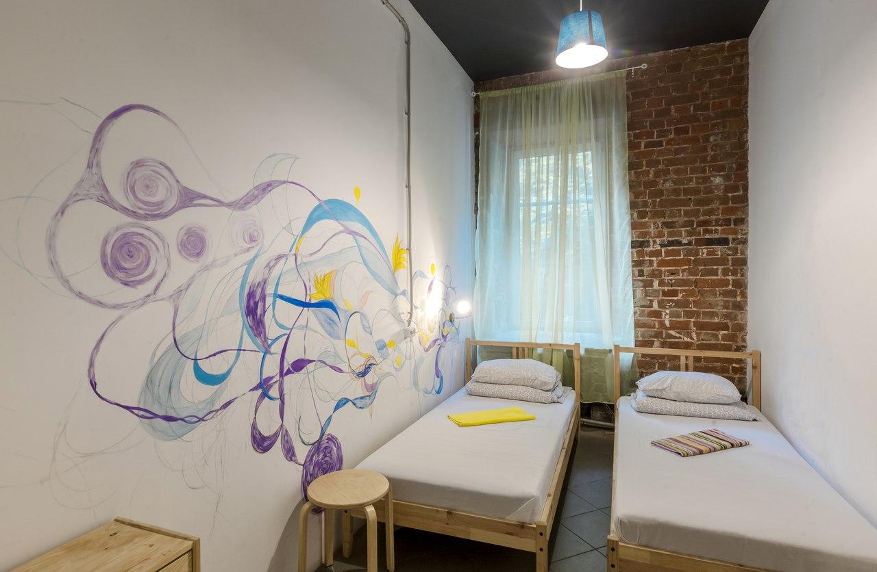 Съемки Ревизорро в хостеле в Нижнем Новгороде