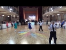 Матвей и Рита СОЛО Гран-При Адмиралтейского района 2 тур.