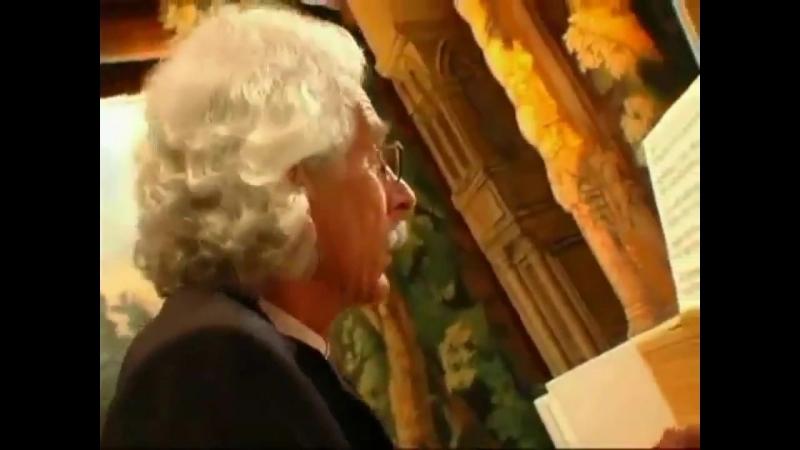 1080 (11) J. S. Bach - Die kunst der fuge, BWV 1080 11. Canon alla duodecima. Quam Olim Abraham - Peter Ella, harpsichord