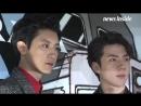 180207 Chanyeol & Sehun на PRADA Launching Event