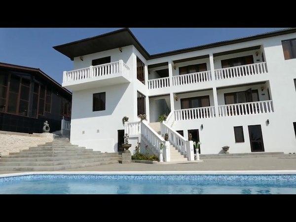 Гостевой дом «Белый», Новый Афон, Абхазия