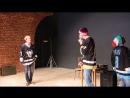 Пингвины. театр Камер-юнкер.