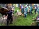 Камлание Великого шамана-волка