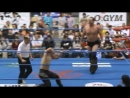 Hikaru Sato vs. Joe Doering AJPW Royal Road Tournament 2017 - Day 2