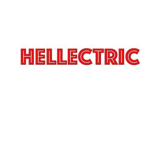 Andy James альбом Hellectric
